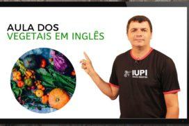 vegetais em inglês