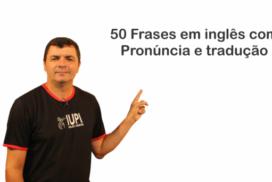 frases em inglês