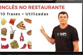 ingles no restaurante